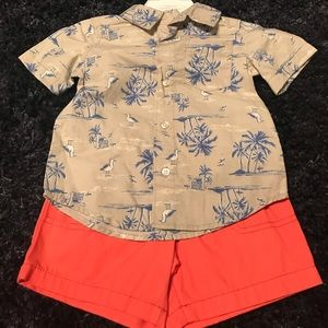🍫 18 month summer outfit. Carters